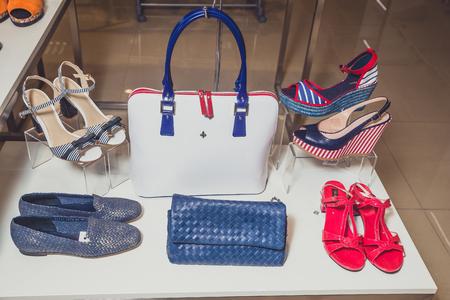 shoe store: shoe store