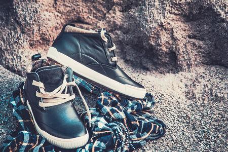 Man shoes photo