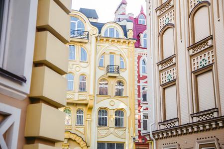 robo: viviendas de lujo en el centro de Kiev