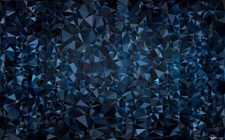 the substrate: Trangulyatsiya background texture diamonds  crystals background Illustration