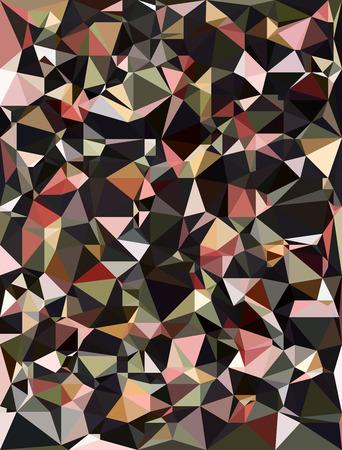 abstrakce: Pozadí textury, abstrakce, vektor triangulace sklo