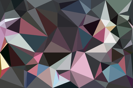 abstraction: Background texture, abstraction, vector triangulation glass