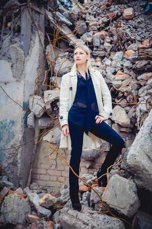 bata blanca: La chica en una bata blanca, una nueva colección