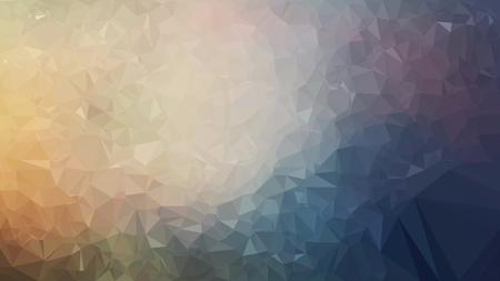 triangulation: Abstract background, vector triangulation Illustration