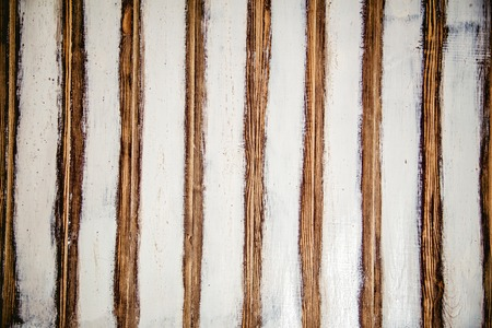 threadbare: striped shabby wooden background old vintage wood
