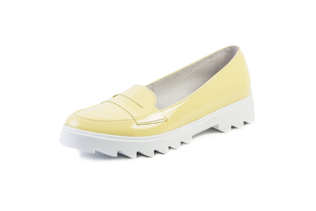 womens: autumn womens shoes, online store Stock Photo
