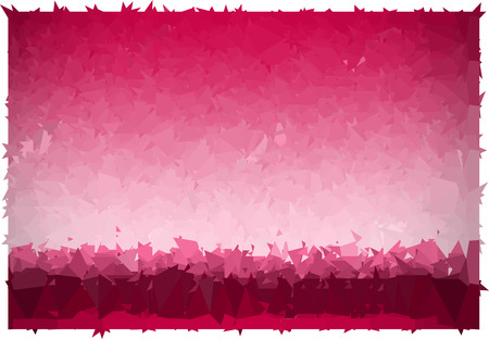 pink texture triangulation, stylish and cool background