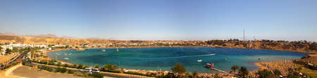 Sharm el Sheik panorama, Egypt. photo