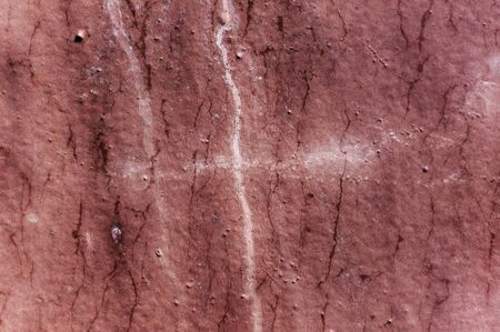 Aged painted metal surface with cracks and stains Stock Photo - 15768745