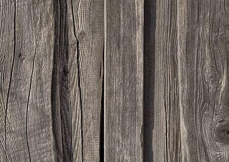 Aged damaged wooden planks  Useful as grunge background Stock Photo - 16147557