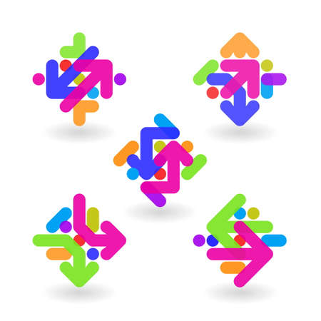 Abstract symbol elements
