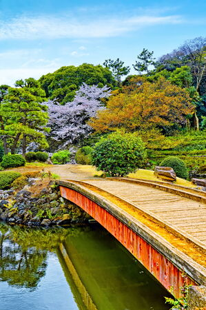 Shinjuku Gyoen National Garden, Japan