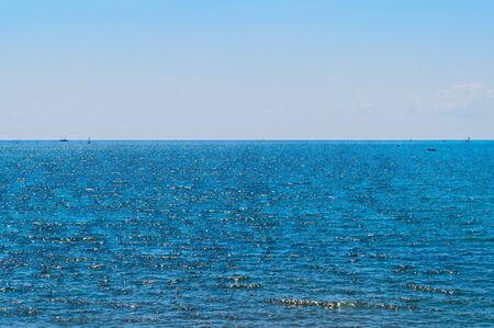 Sea horison