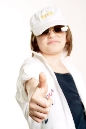Thumb up Stock Photo - 3330018
