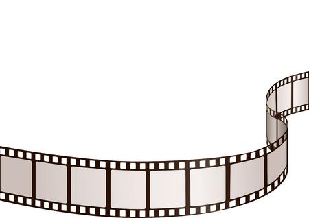 horisontal: filmstrip frame horisontal