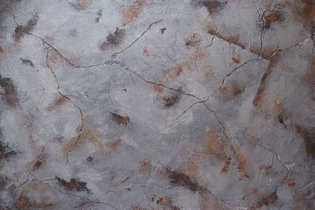 Cement and stone textured wall, background for design