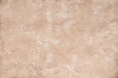 Light brown stone texture background wall closeup Stock Photo