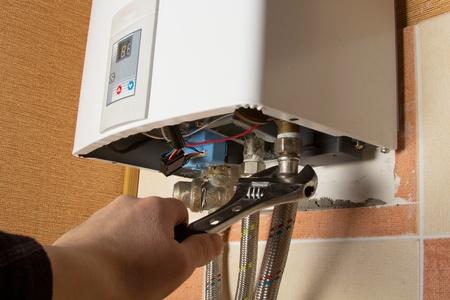 craftsman: reparación del calentador de agua de gas
