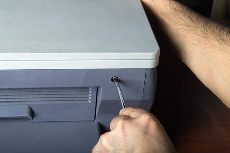 Repair Laser Printer photo