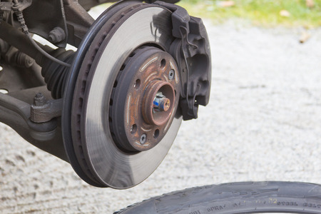 surrogate: replacing a damaged wheel drive vehicle