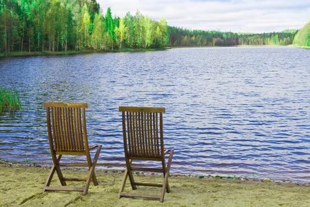 provincial tourist area: concepto sobre el resto solo con la naturaleza