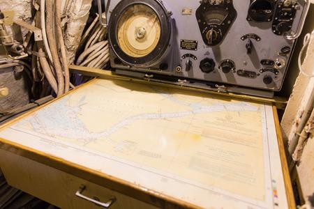 diesel: details of the interior diesel submarines
