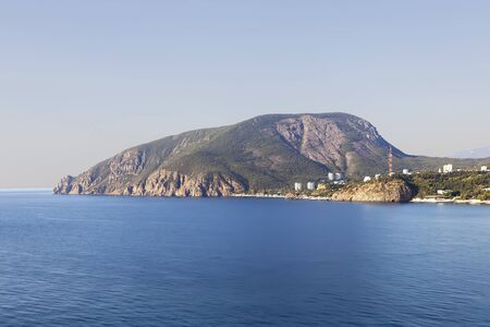 Ayu-Dag (Bear Mountain). Crimea. Russia