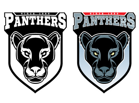 Mascot Panthers.