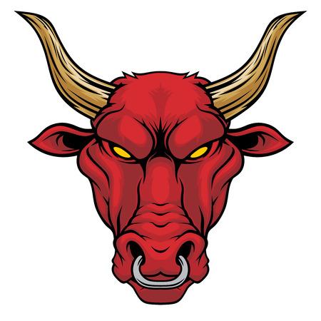 Bull head.