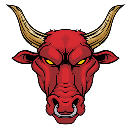 Głowa byka.