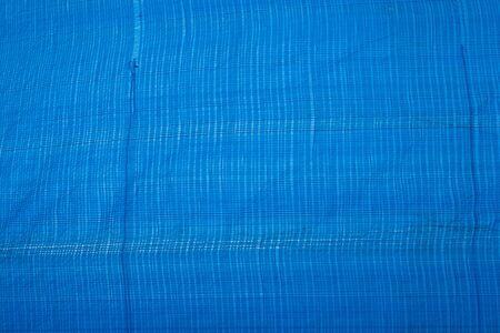 dirty sheet: texture of blue color Stock Photo