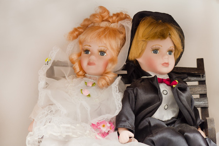 wedding dolls for decoration