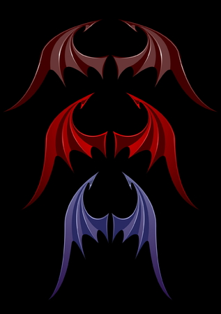 drakula: Wings Illustration