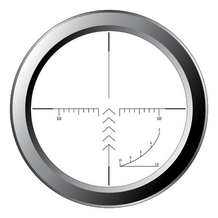 snajper: Zakres sniper - samodzielnie na biały