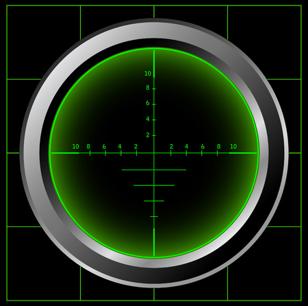 sharpshooter: Pantalla de radar