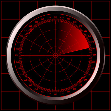 sonar: �cran radar (sonar)