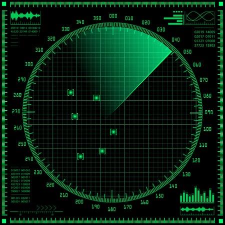 radar: Radar screen