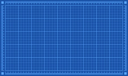 guides: Blueprint background  Vector illustration