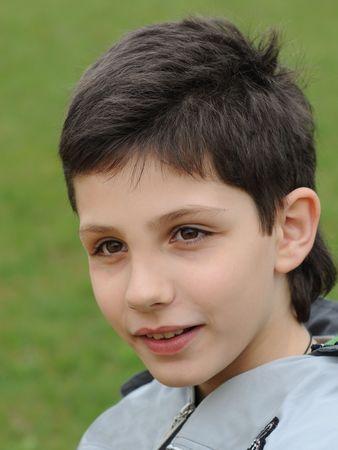 smiling boy Stock Photo - 5362081