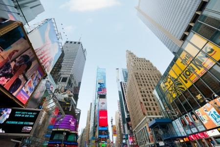 New York, USA - September 11, 2011: Times Square in New York on September 11, 2011
