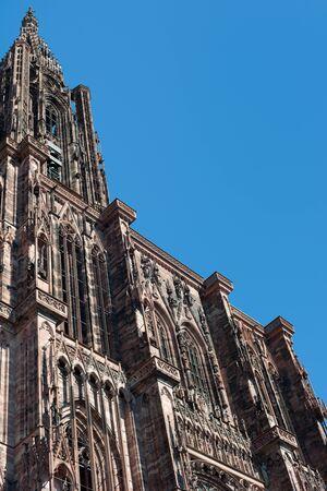 Notre-Dame of Strasbourg  Stock Photo - 15687458