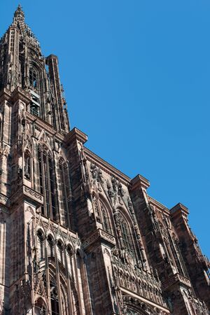 cathedrale: Notre-Dame of Strasbourg