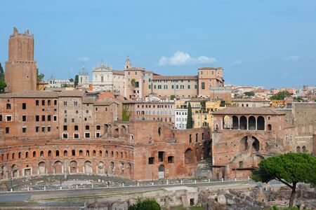 View on Trajan  photo