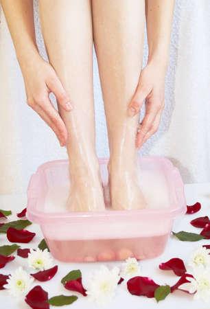 anklebone: Aromatherapy