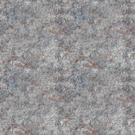 Gray stone seamless surface. The surface of the marble with a brown tint. This is a horizontal cement-concrete background.