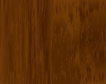 woodpile: Realistic Brown wood texture background. Vector illustration. Illustration