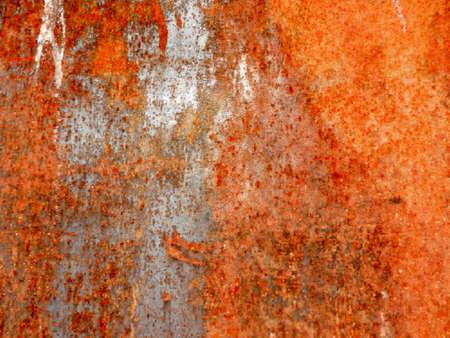 suface: --Rusty metal suface