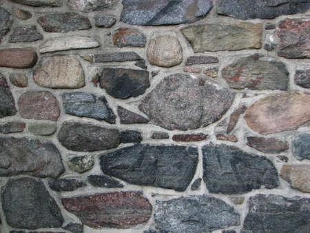morter: Rock Stone Wall