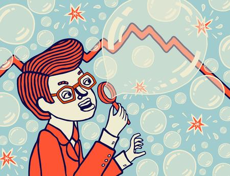 collapse: Bubble Economy  Economic Collapse