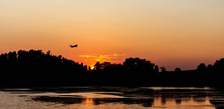 deep sunrise photo